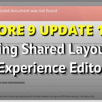 Sitecore-9-Update-1-Bug-saving-Shared-Layout-in-Experience-Editor